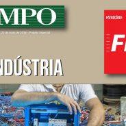 LUX é destaque no jornal O Tempo sobre o Dia da Indústria